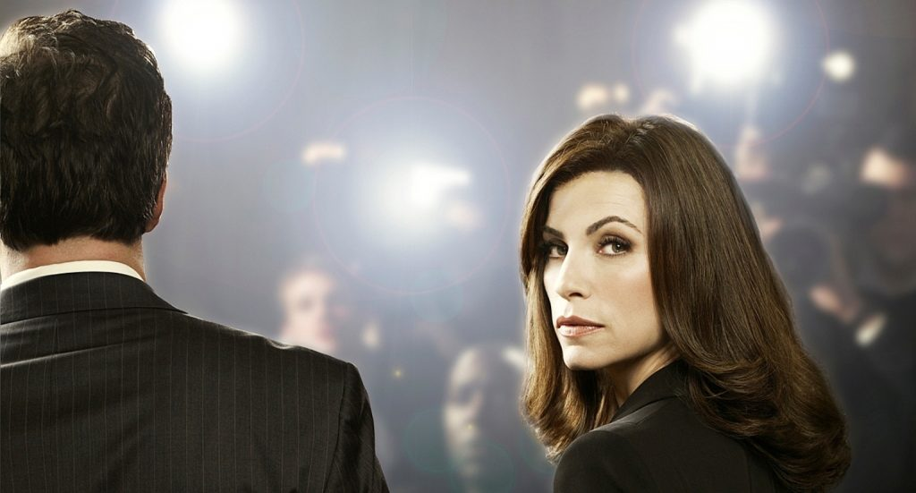 maraton de series the good wife