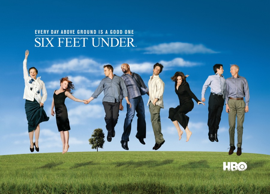 maraton de series six feet under